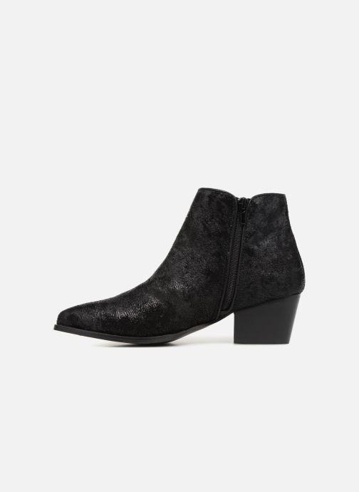 Bottines et boots Vanessa Wu COSSO Noir vue face