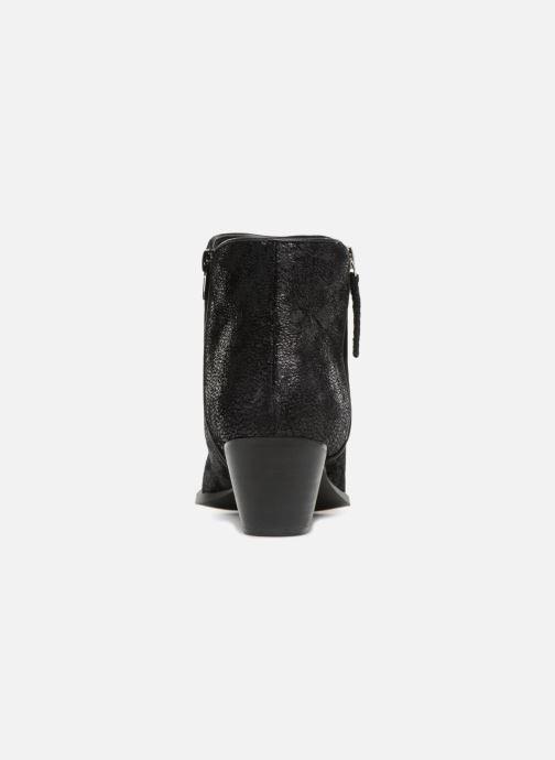 Bottines et boots Vanessa Wu COSSO Noir vue droite