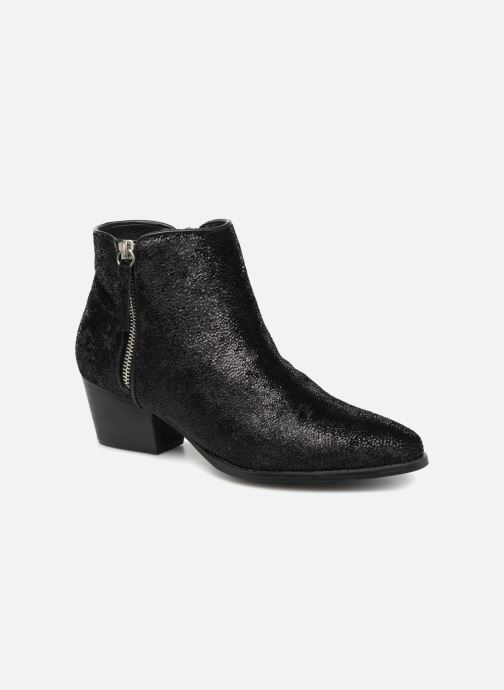 Bottines et boots Vanessa Wu COSSO Noir vue détail/paire