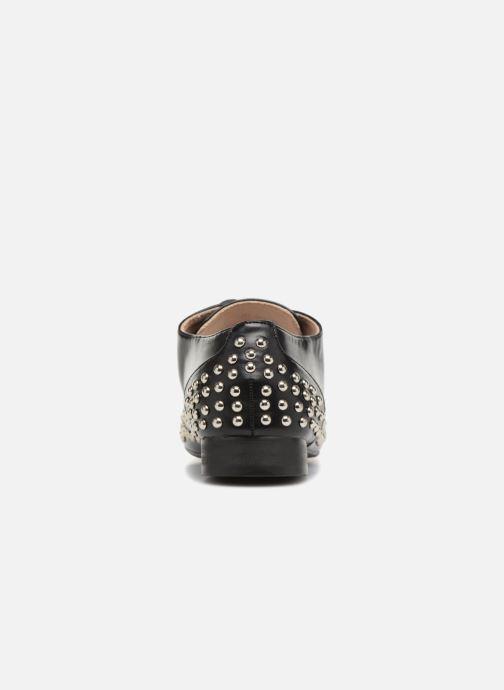 Chaussures à lacets Vanessa Wu LEDD Noir vue droite