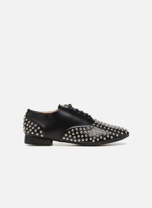 Zapatos con cordones Vanessa Wu LEDD Negro vistra trasera
