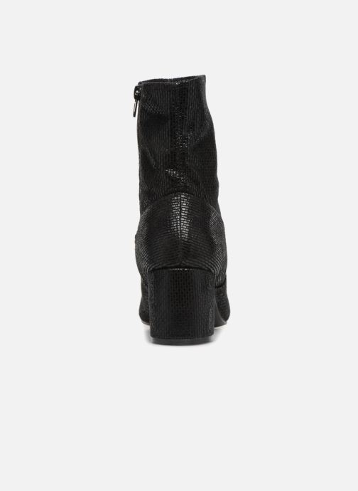 Bottines et boots Vanessa Wu SYBELLA Noir vue droite
