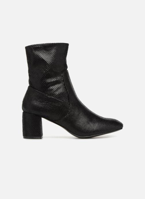 Bottines et boots Vanessa Wu SYBELLA Noir vue derrière