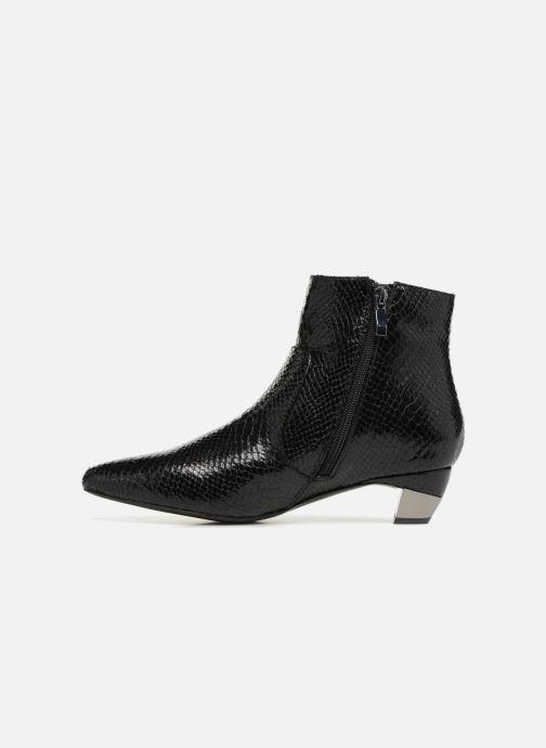 Bottines et boots Vanessa Wu HELEA Noir vue face