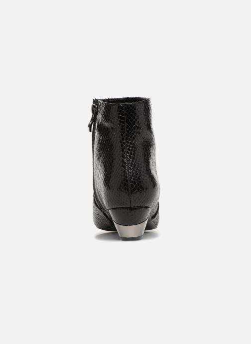 Bottines et boots Vanessa Wu HELEA Noir vue droite