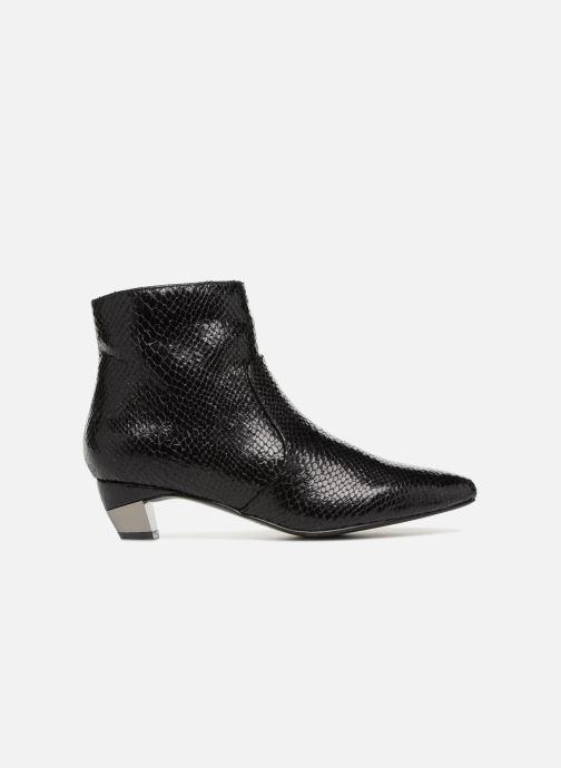Bottines et boots Vanessa Wu HELEA Noir vue derrière