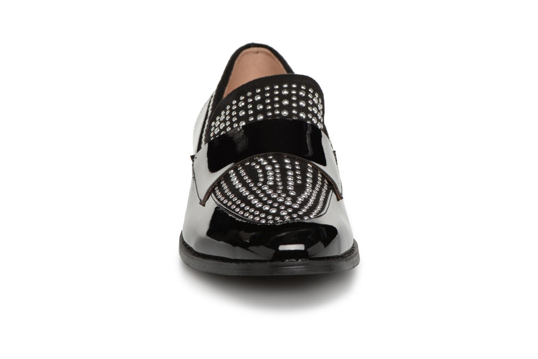 Mocassins Vanessa Wu PALIO Noir vue portées chaussures