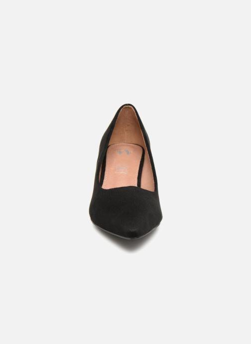 Zapatos de tacón Vanessa Wu VELLEDA Negro vista del modelo