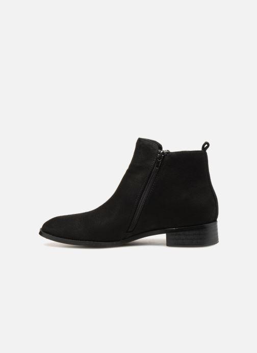 Bottines et boots Vanessa Wu DURY Noir vue face