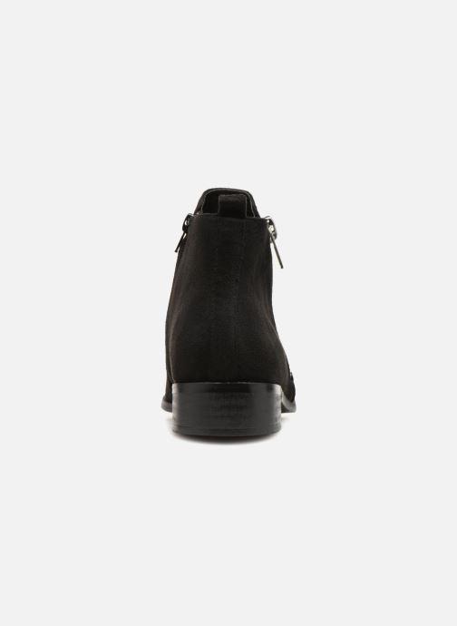 Bottines et boots Vanessa Wu DURY Noir vue droite