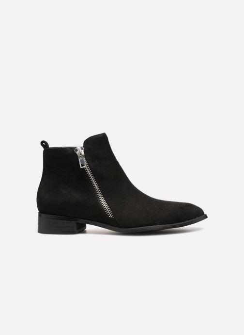Bottines et boots Vanessa Wu DURY Noir vue derrière
