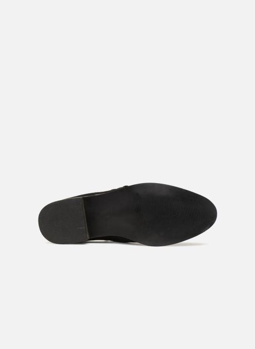 Bottines et boots Vanessa Wu DURY Noir vue haut