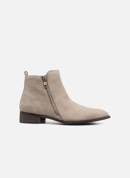 Bottines et boots Vanessa Wu DURY Gris vue derrière