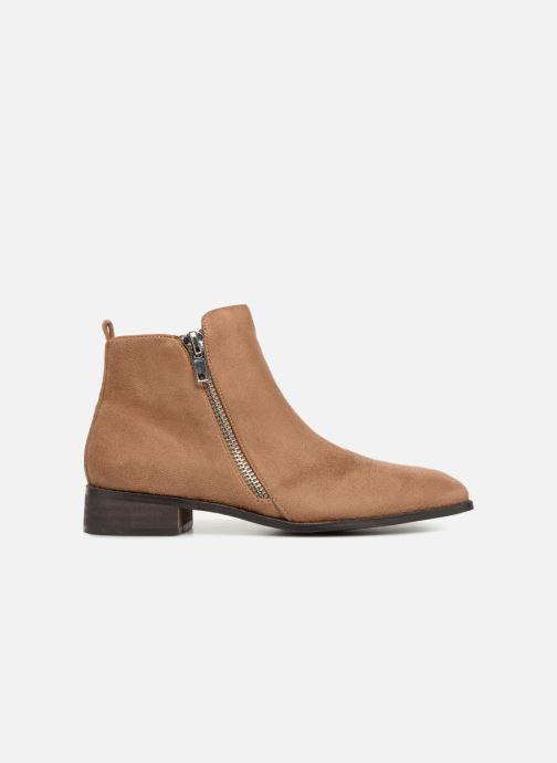 Bottines et boots Vanessa Wu DURY Marron vue derrière