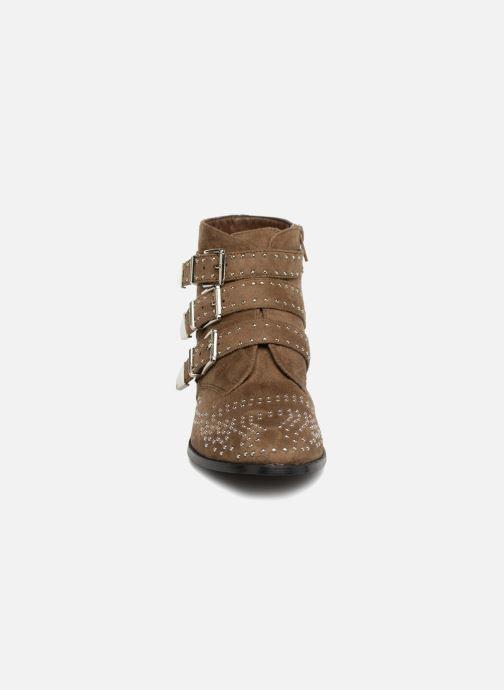 Bottines et boots Vanessa Wu ATHELIA Vert vue portées chaussures