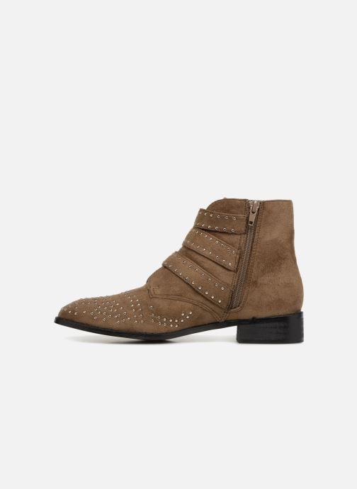 Bottines et boots Vanessa Wu ATHELIA Vert vue face