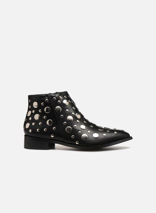 Bottines et boots Vanessa Wu GIELD Noir vue derrière