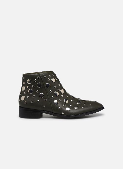 Bottines et boots Vanessa Wu GIELD Vert vue derrière
