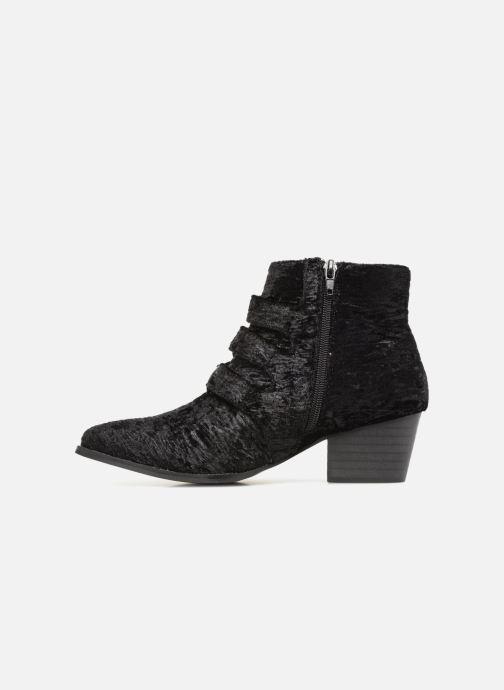 Bottines et boots Vanessa Wu SUNIA Noir vue face