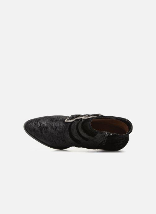 Bottines et boots Vanessa Wu SUNIA Noir vue gauche