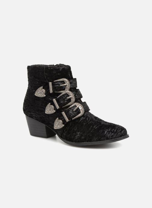 Bottines et boots Vanessa Wu SUNIA Noir vue détail/paire