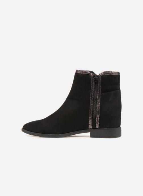 Bottines et boots Vanessa Wu MALPE Noir vue face