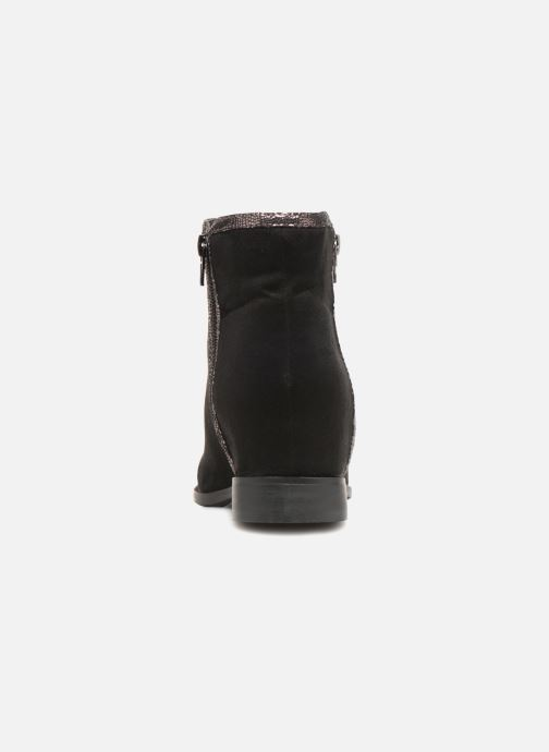 Bottines et boots Vanessa Wu MALPE Noir vue droite