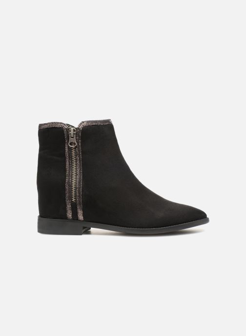 Boots en enkellaarsjes Vanessa Wu MALPE Zwart achterkant