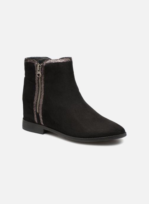 Boots en enkellaarsjes Vanessa Wu MALPE Zwart detail