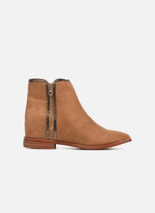 Bottines et boots Vanessa Wu MALPE Marron vue derrière