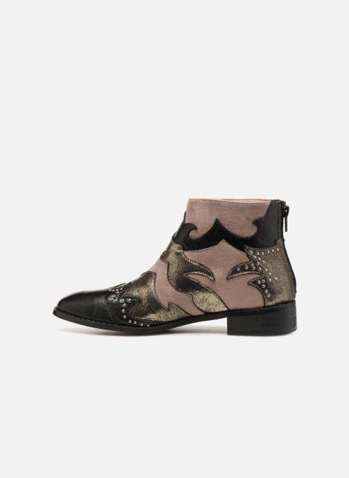 Bottines et boots Vanessa Wu SIONNY Noir vue face