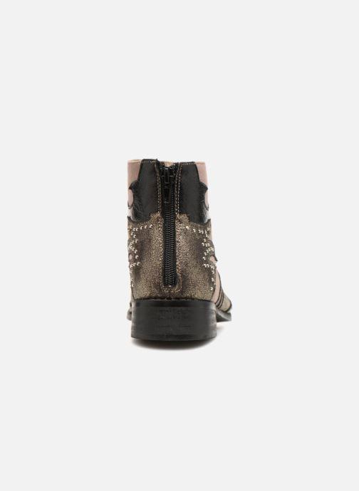 Bottines et boots Vanessa Wu SIONNY Noir vue droite
