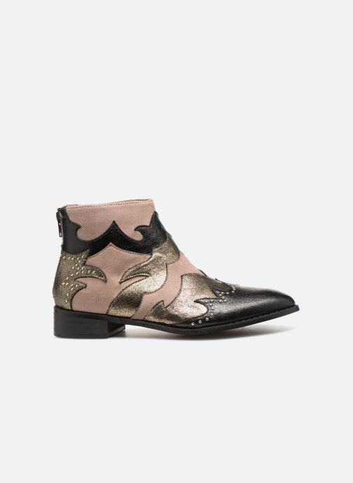 Bottines et boots Vanessa Wu SIONNY Noir vue derrière