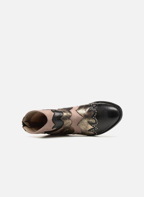 Bottines et boots Vanessa Wu SIONNY Noir vue gauche