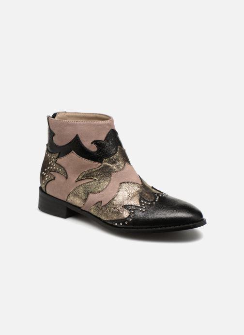 Bottines et boots Vanessa Wu SIONNY Noir vue détail/paire