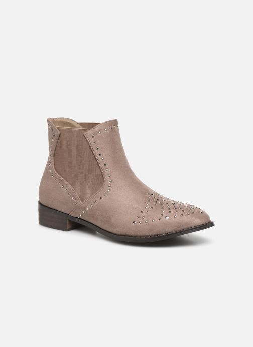 Ankle boots Vanessa Wu BATTY Brown detailed view/ Pair view