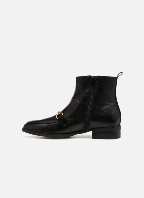 Bottines et boots Vanessa Wu PYLLI Noir vue face