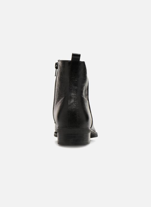 Bottines et boots Vanessa Wu PYLLI Noir vue droite