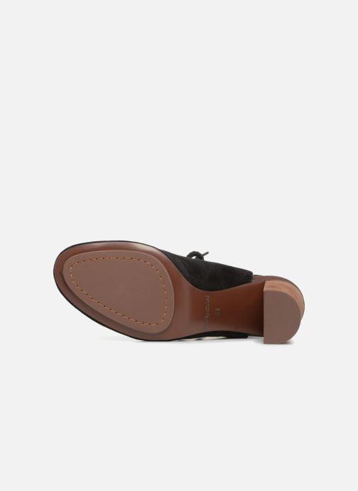 Sandales et nu-pieds See by Chloé Edna 10 Noir vue haut