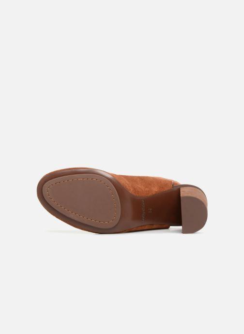 Sandales et nu-pieds See by Chloé Edna 10 Marron vue haut