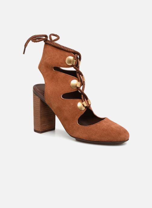 Sandali e scarpe aperte See by Chloé Edna 10 Marrone vedi dettaglio/paio