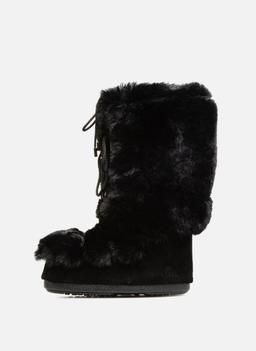 Zapatillas de deporte Moon Boot Moon Boot Classic Premium Soft F.Fu Negro vista de frente