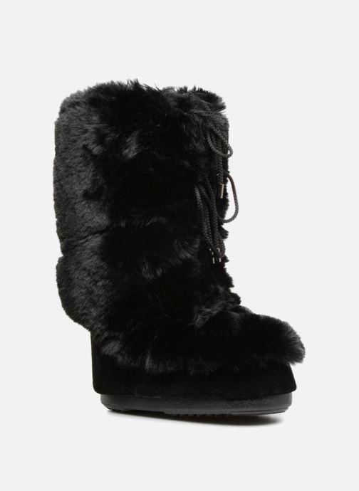 Chaussures de sport Moon Boot Moon Boot Classic Premium Soft F.Fu Noir vue détail/paire
