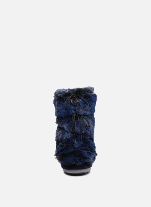 Zapatillas de deporte Moon Boot Moon Boot Classic Premium Soft F.Fu Azul vista del modelo