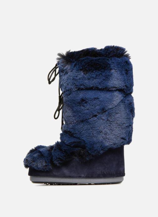 Zapatillas de deporte Moon Boot Moon Boot Classic Premium Soft F.Fu Azul vista de frente