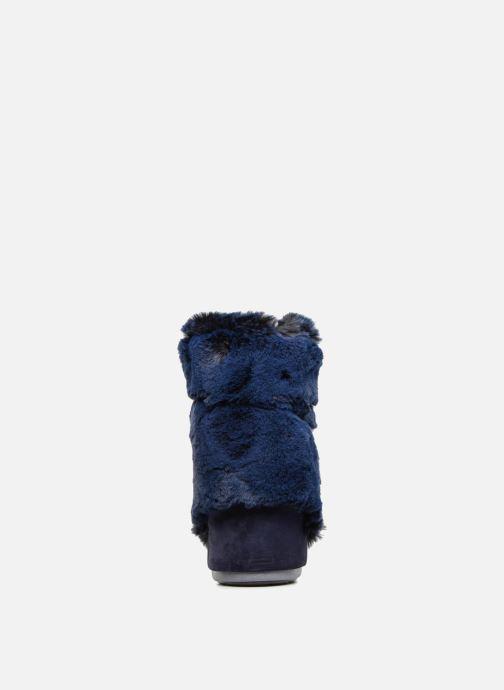 Zapatillas de deporte Moon Boot Moon Boot Classic Premium Soft F.Fu Azul vista lateral derecha