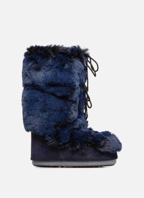 Zapatillas de deporte Moon Boot Moon Boot Classic Premium Soft F.Fu Azul vistra trasera