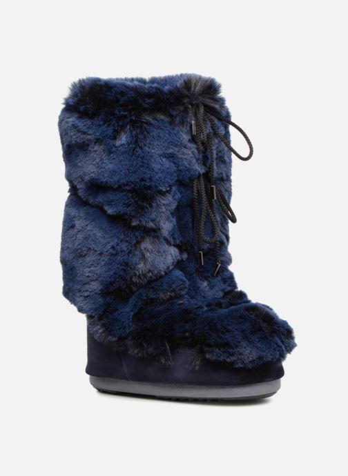 Moon bottes Moon bottes Classic Premium Soft F.Fu (bleu) - chaussures de sport chez
