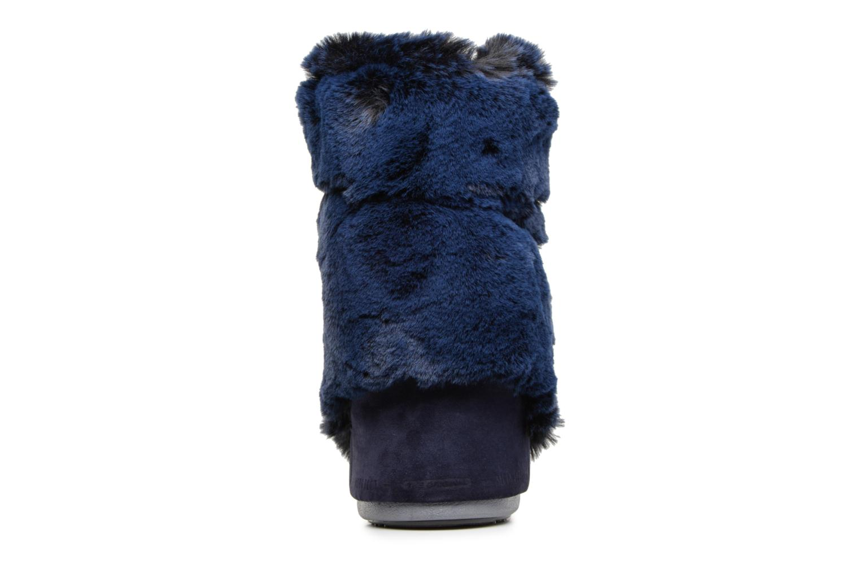 Chaussures de sport Moon Boot Moon Boot Classic Premium Soft F.Fu Bleu vue droite