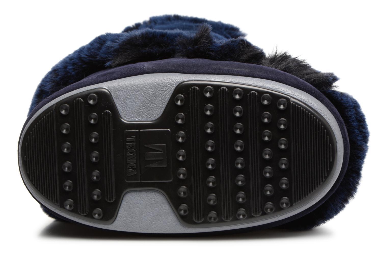 Chaussures de sport Moon Boot Moon Boot Classic Premium Soft F.Fu Bleu vue haut